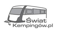Świat kempingów logo